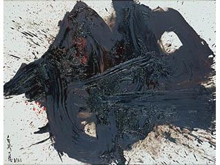 特別展「熱い絵画 大橋コレクションに見る戦後日本美術の力」