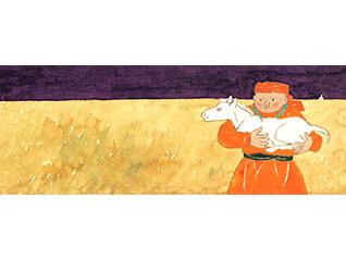 絵本画家・赤羽末吉展 『スーホの白い馬』はこうして生まれた