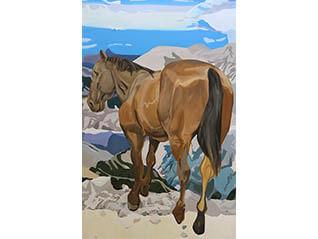 夏空を翔けた馬たち