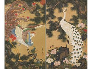 特別展「没後220年 画遊人・若冲 -光琳・応挙・蕭白とともに-」