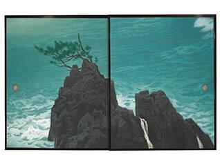 東日本大震災復興祈念 東山魁夷 唐招提寺御影堂障壁画展