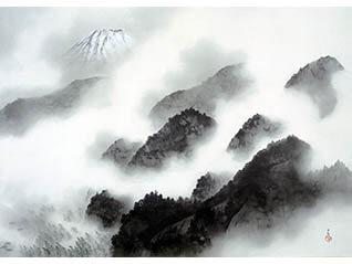 足立美術館開館50周年記念 横山大観の全貌 -名画100点にみる至高の芸術-