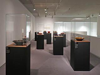美術館で、過ごす時間  秋の館蔵品展 漆芸、陶芸、日本画