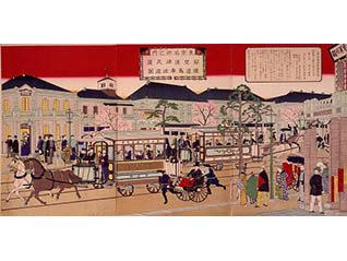 企画展「大東京の華―都市を彩るモダン文化」