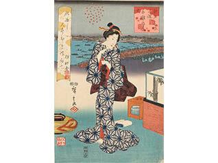 江戸のデザイン帖 ~雛形本と浮世絵に見る意匠の美~