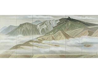 東山魁夷館開館30周年記念特別展「東山魁夷 日本画への出発」