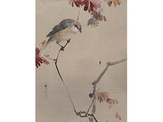 渡辺省亭 ―欧米を魅了した花鳥画―