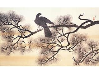 <とっておきの日本画>と西洋絵画