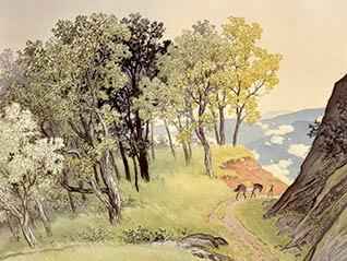 【開館55周年記念特別展】 川合玉堂 ―山﨑種二が愛した日本画の巨匠―