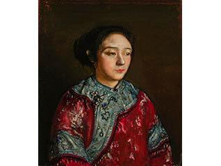近代日本洋画の名作選展 ひろしま美術館コレクション