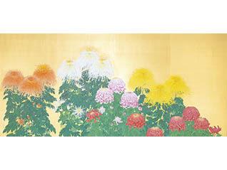 日本画「GOLD++」展