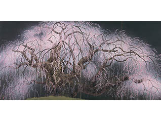 現代日本画「WABI/SABI」展