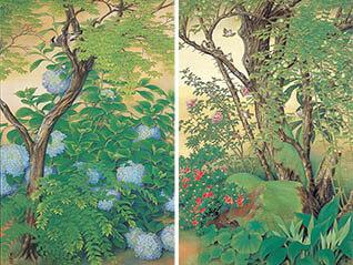没後50年 榊原紫峰 花鳥の美に魅せられた日本画家