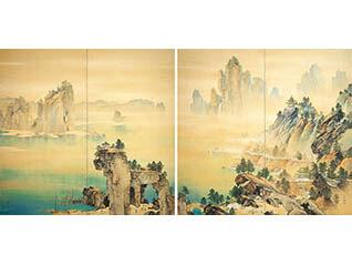 日本画散歩 絵の中に入って楽しむ
