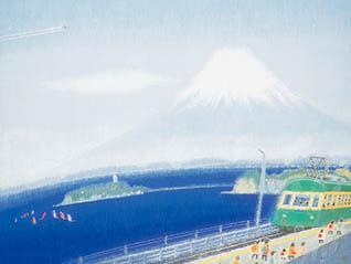 齋 正機 展 新世代の日本画~やさしく、あたたかな絵~