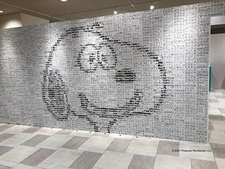 スヌーピー×おもしろサイエンスアート展「SNOOPY FANTARATION」