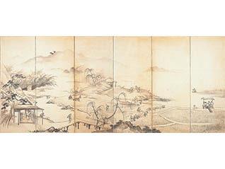 加賀藩における狩野派の絵師たち