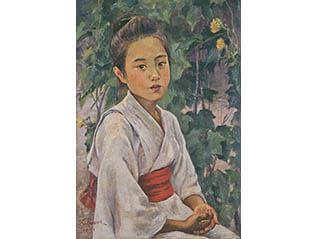 所蔵名作展「日本画に描かれた夏」「洋画・版画の名品」