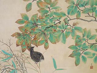 足立美術館展 横山大観と近代日本画の名手たち