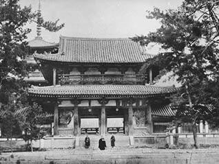 聖徳太子没後1400年 入江泰吉×工藤利三郎「斑鳩」