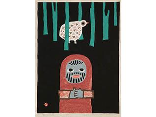 森のなぞなぞ美術館Ⅱー木の版画はおもしろい!ー