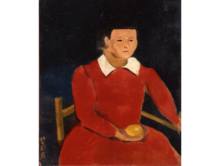 所蔵品展第4期「その名はミギシ-奔放なる天才」
