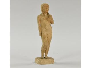 冬季企画展「木彫と石膏像」展
