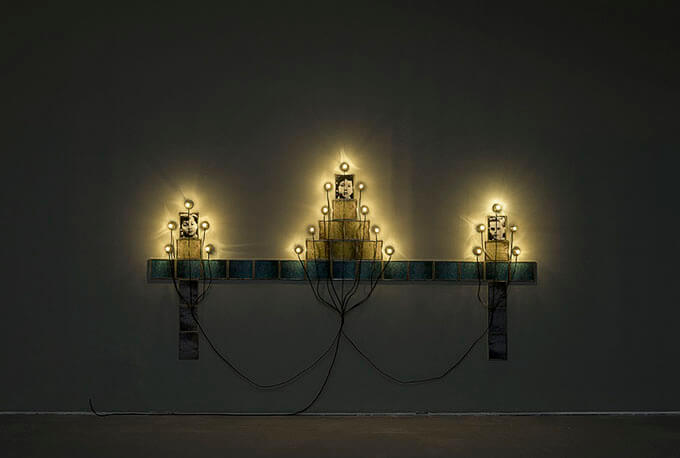 クリスチャン・ボルタンスキー《モニュメント》1986 年 作家蔵© Christian Boltanski / ADAGP, Paris, 2019, Photo © The Israel Museum, Jerusalem by Elie Posner