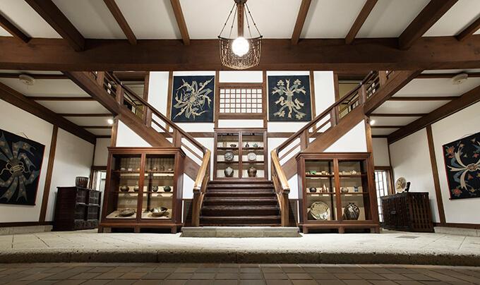 日本民藝館(東京・駒場)
