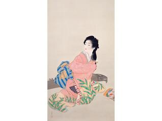 HUMAN —ヒューマン—日本画にみる理想の人物表現
