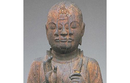 飛鳥文化 仏像 特徴