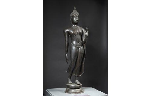 日タイ修好130周年記念特別展「タイ~仏の国の輝き~」 東京国立博物館-4