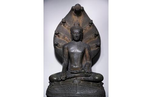 日タイ修好130周年記念特別展「タイ~仏の国の輝き~」 東京国立博物館-5