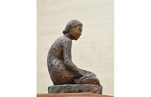 生誕120周年記念 彫刻家 喜多武四郎 | 碌山美術館 | 美術館・展覧会 ...