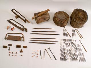 企画展「むかしの道具~くらしとしごと~」