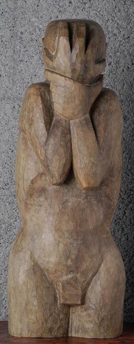 コレクション展 ふれる彫刻・手でみるアート 本郷新記念札幌彫刻美術館-4