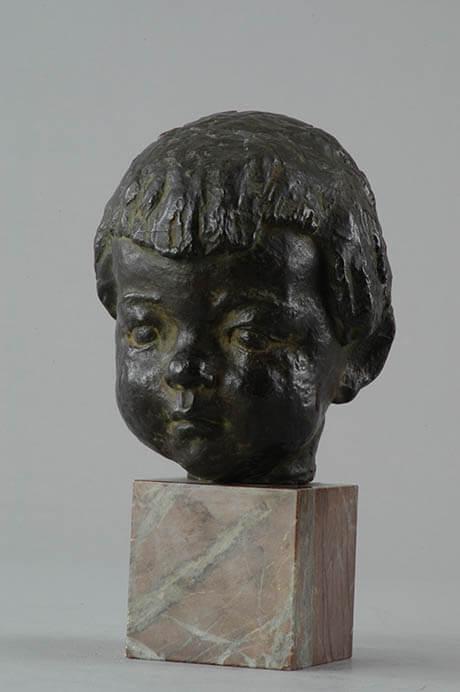 コレクション展 ふれる彫刻・手でみるアート 本郷新記念札幌彫刻美術館-5
