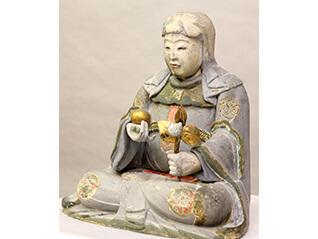 新春特別公開「八百比丘尼 ~二人の女神像~」