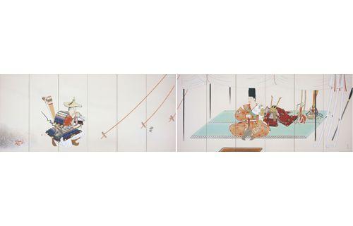 安田靫彦(やすだゆきひこ)展 東京国立近代美術館-2