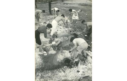 九州派展 戦後の福岡で産声を上げた、奇跡の前衛集団。その歴史を再訪する 福岡市美術館-10