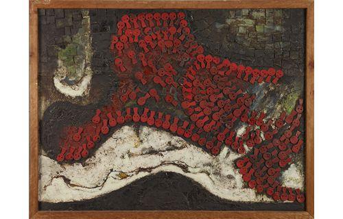 九州派展 戦後の福岡で産声を上げた、奇跡の前衛集団。その歴史を再訪する 福岡市美術館-4
