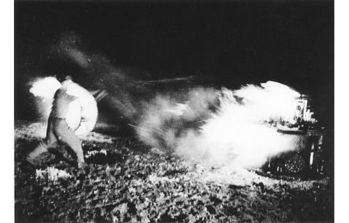 九州派展 戦後の福岡で産声を上げた、奇跡の前衛集団。その歴史を再訪する 福岡市美術館-9