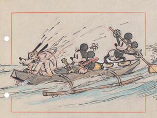 ディズニー・アート展 いのちを吹き込む魔法