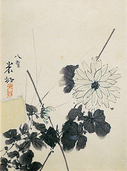 生誕110年 田中一村展 佐川美術館-5