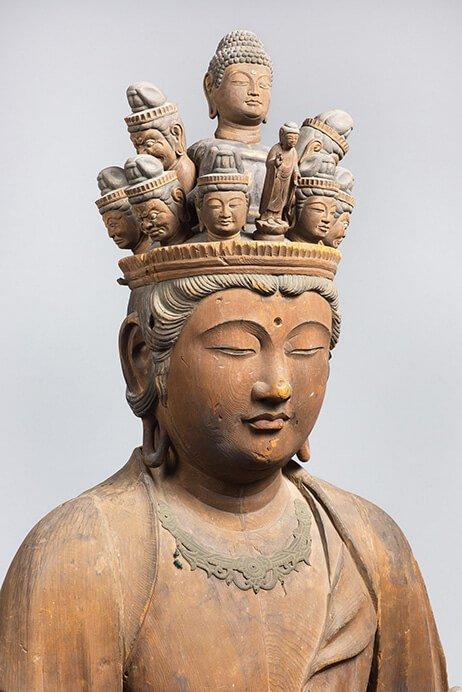 特別展 仏像の姿 ~微笑む・飾る・踊る~ 三井記念美術館-1