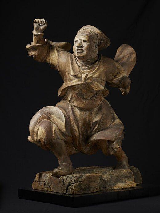 特別展 仏像の姿 ~微笑む・飾る・踊る~ 三井記念美術館-10