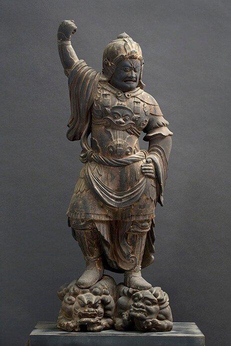 特別展 仏像の姿 ~微笑む・飾る・踊る~ 三井記念美術館-7
