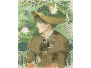 Modern Beauty - フランスの絵画と化粧道具、ファッションにみる美の近代