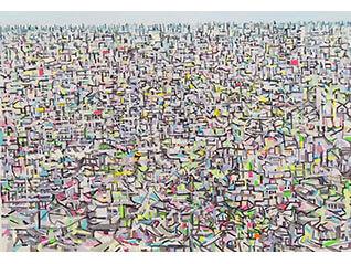 栗原祐太 作品展「稜腺と堆積」