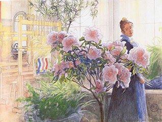 日本・スウェーデン外交関係樹立150周年記念 カール・ラーション スウェーデンの暮らしを芸術に変えた画家